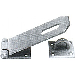 618 Heavy Safety  Hasp & Staple